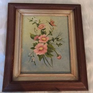 Beautiful framed painting